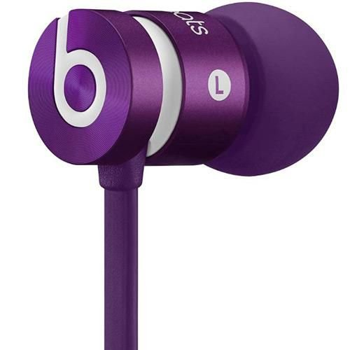 Fone de Ouvido Intra-auricular urBeats Roxo - Beats by Dr. Dre
