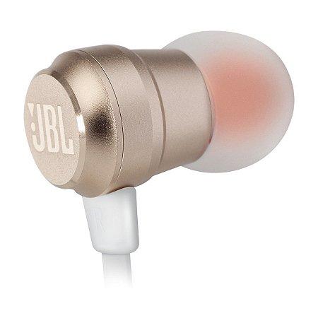 Fone de Ouvido IN-EAR JBL T280A SYNCHROS by HARMAN Branco