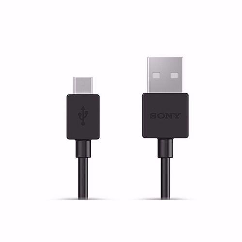 Cabo De Dados e Carregamento Sony Micro USB V8 2.0 para Smartphone Xperia