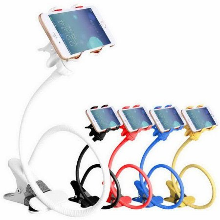 Suporte Universal de Mesa Articulável para Celular/Smartphone Lazy Bracket