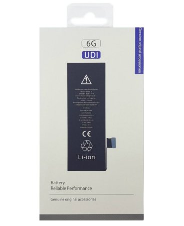 Bateria Apple Original para Iphone 6 6g 4.7 A1549 A1586 1810mAh 3.82v