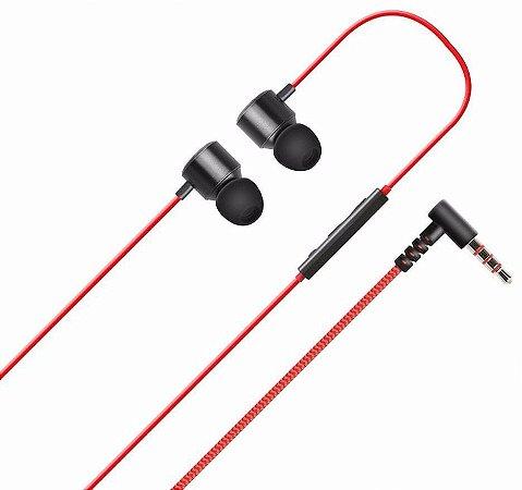 Fone De Ouvido LG Quadbeat 3 Earphone Premium Vermelho