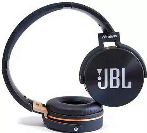 9b23712e9 Fone De Ouvido EVEREST JBL JB950 Headphone Wireless FM e MP3 ...