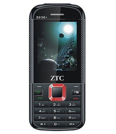 Celular ZTC S5130+ Dual SIM MP3, FM e Lanterna