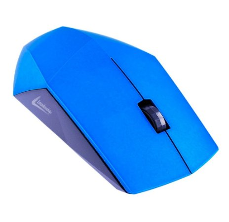 Mouse Óptico Leadership USB Diamond 1231 Azul