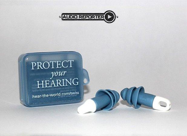 Protetor auricular simples