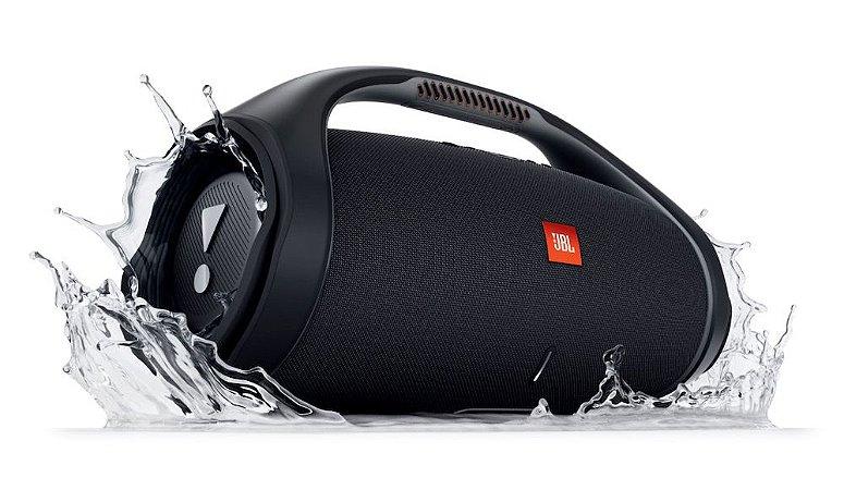 Caixa de Som Bluetooth JBL Boombox 2 Preta - JBL