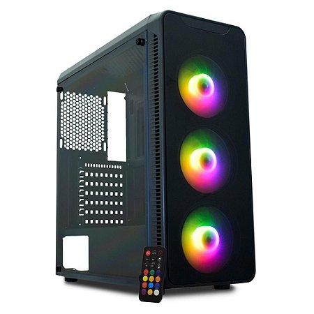 PC Gamer Power 3 - RTX 2060 6GB GDDR 6 - I7 9700F - 16 GB DDR 4 - Fonte 550W - SSD 240GB