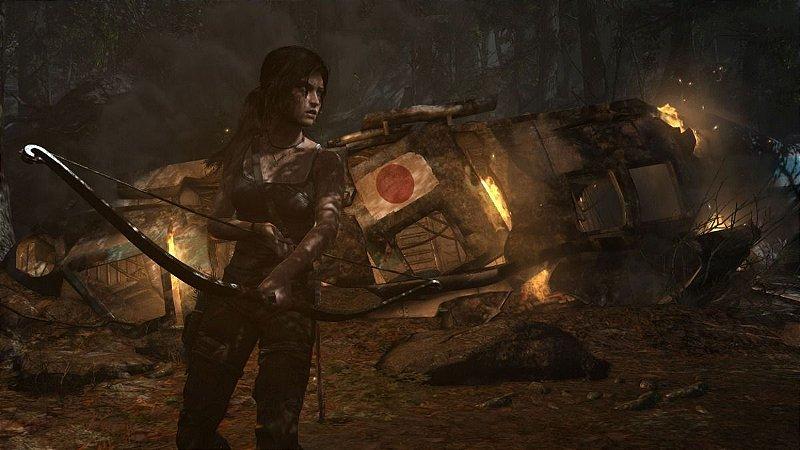 Jogo Tomb Raider: Definitive Edition - PS4