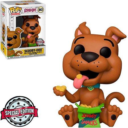 Boneco Funko Scooby Doo #843 - Scooby Doo