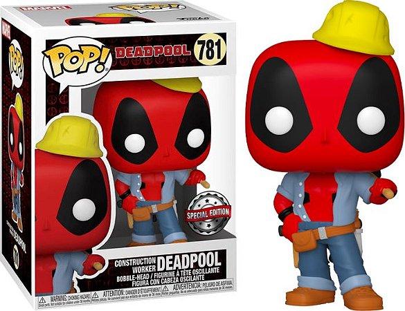 Boneco Funko Pop Deadpool  #781 - Deadpool
