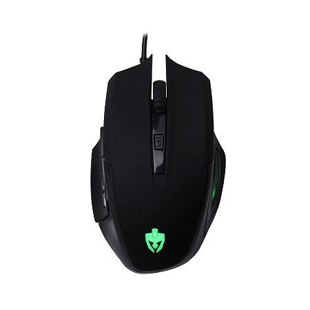 Mouse Gamer Lynx EG-105 IC180 3200 DPI - Evolut