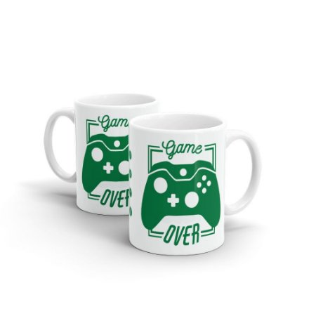 Caneca Beek Game Over