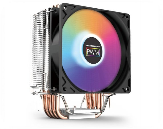 Cooler AC01 LED PWM Gaming Master