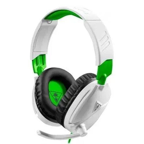 Headset Gamer Recon 70 Branco e Verde - Turtle Beach
