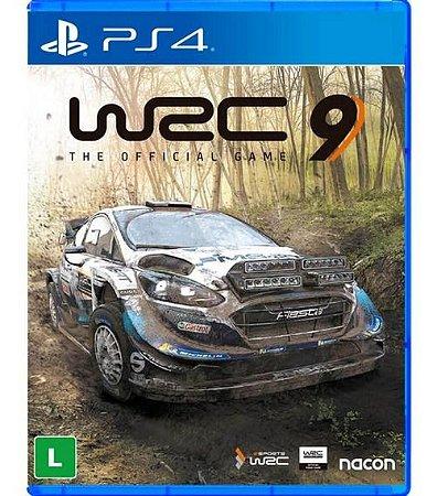 Jogo Ps4 WRC 9