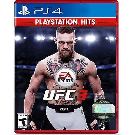 Jogo EA Sports UFC 3 - PS4 Hits