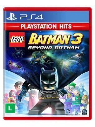 Lego Batman 3 Beyond Gotham (Playstation Hits) - PS4 Mídia Física