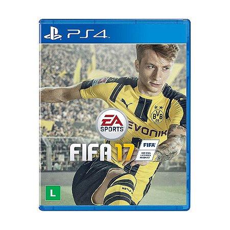 Jogo Fifa 2017- PS4