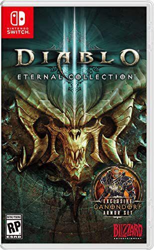 Jogo Switch Diablo Eternal Collection