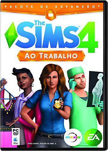 Jogo The Sims 4: Ao Trabalho (Pacote Expansão) - PC