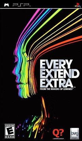 Jogo PSP Every Extend Extra