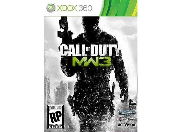 Jogo Call of Duty: MW3 Xbox  One / 360