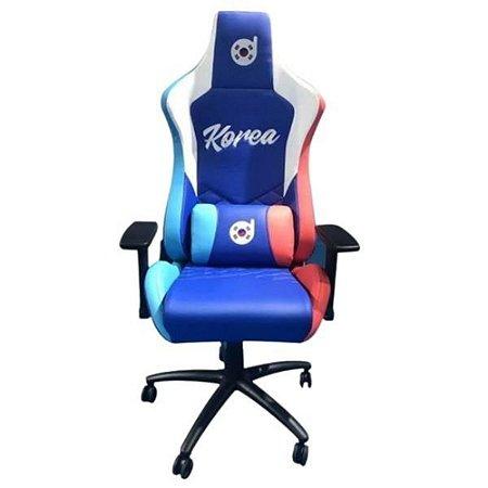Cadeira Gamer Dazz Nations Coreia do Sul