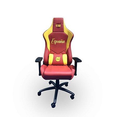 Cadeira Gamer Dazz Nations Espanha
