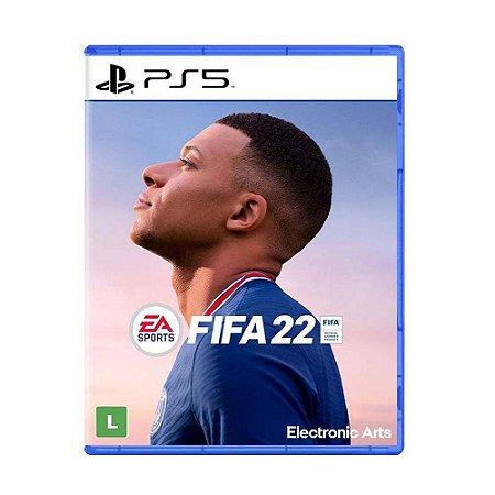 Jogo FIFA 22 - PS5 - Pré-venda