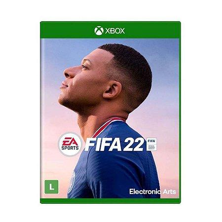 Jogo FIFA 22 - Xbox One - Pré -venda