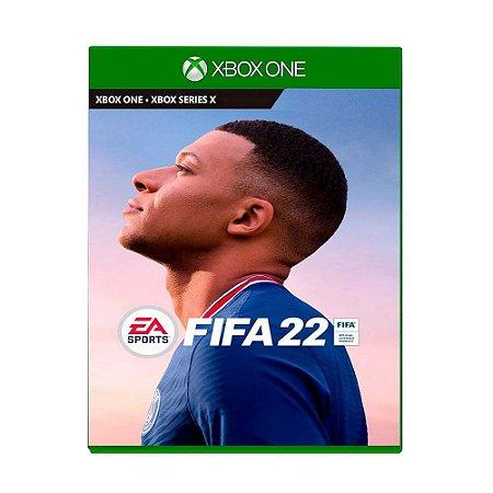 Jogo FIFA 22 - Xbox Series X - Pré-venda