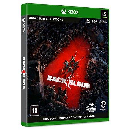 Jogo Back 4 Blood - Xbox One X