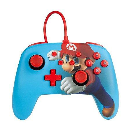 Controle Switch Super Mario - 1518605-01