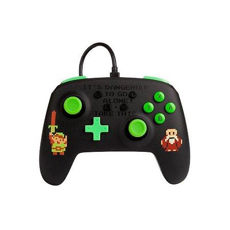 Controle Switch Zelda - 1518608-01