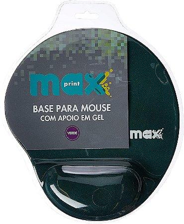 Base Para Mouse em Gel, Maxprint, Acessórios para Computador