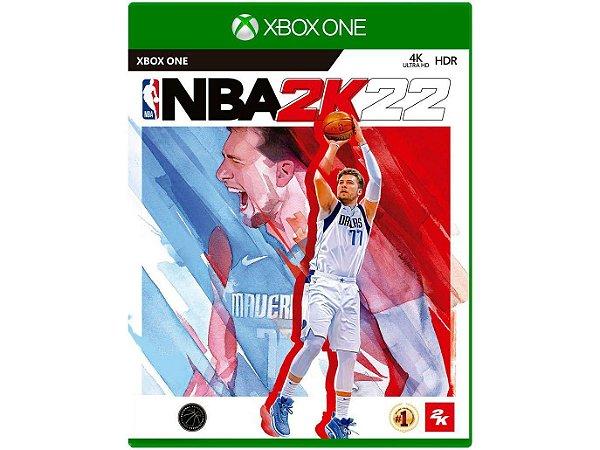 Jogo NBA 2K22 - Xbox