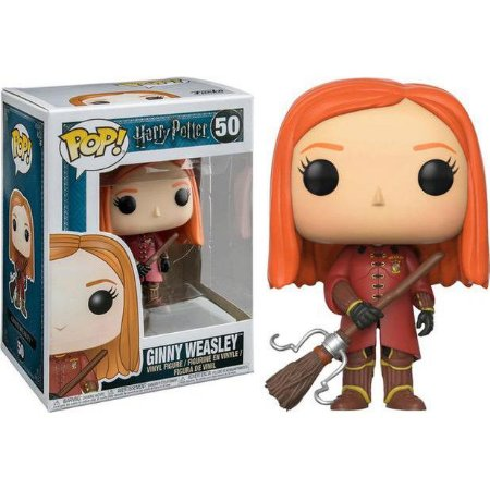 Funko Pop #50 - Ginny Weasley - Harry Potter