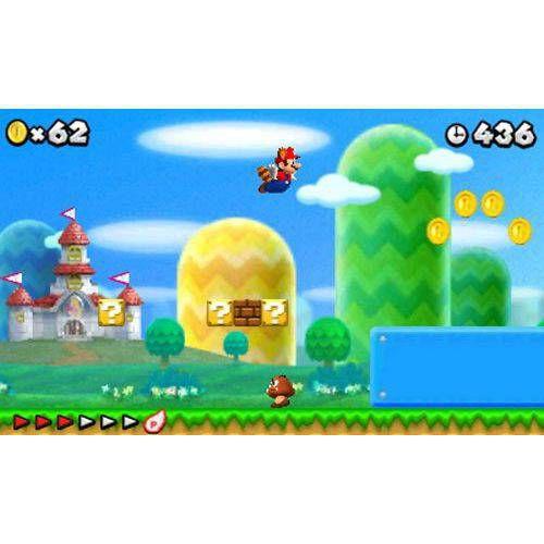 Jogo New Super Mario Bros. 2 - 3DS