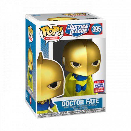 Funko Pop #395 - Dictor Fate- Justice League
