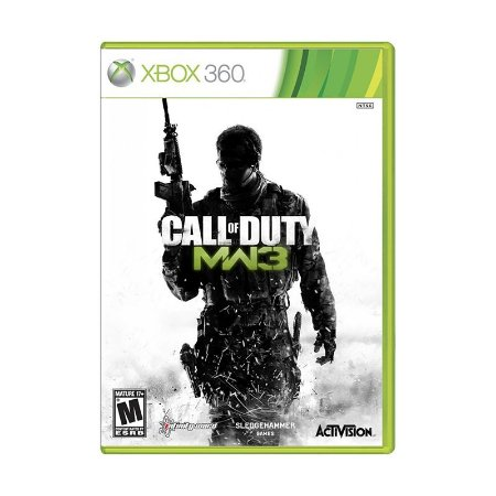Jogo Call Of Duty: Modern Warfare 3 - Xbox 360