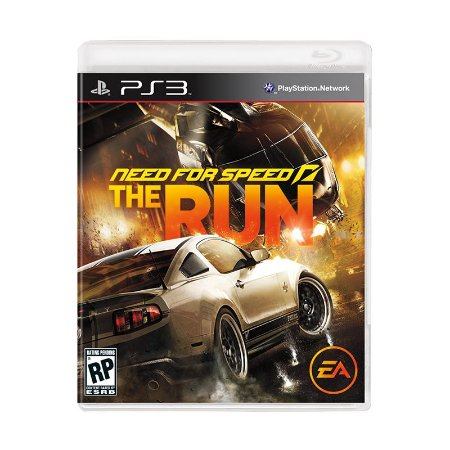 Jogo Need for Speed: The Run - PS3