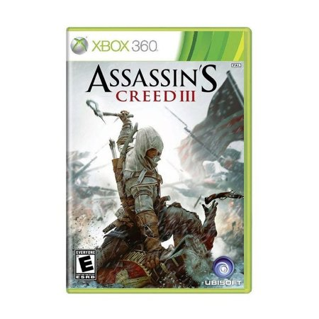Jogo Assassin's Creed 3 - Xbox 360