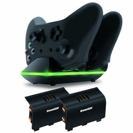 Carregador Dual Dock Charger Xbox One - Dreamgear