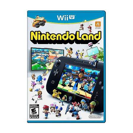 Jogo Nintendo Land - Wii U