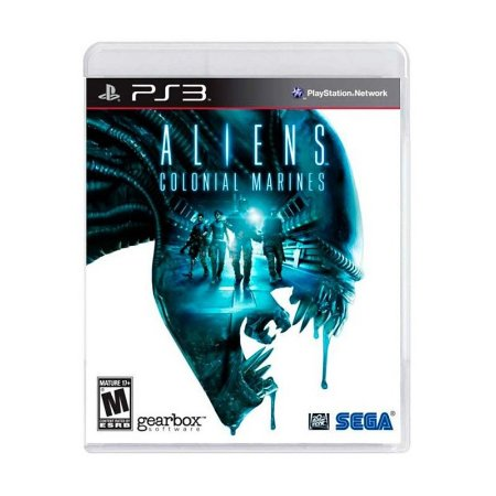 Jogo Aliens: Colonial Marines - PS3