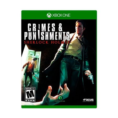 Jogo Crimes & Punishments: Sherlock Holmes - Xbox One