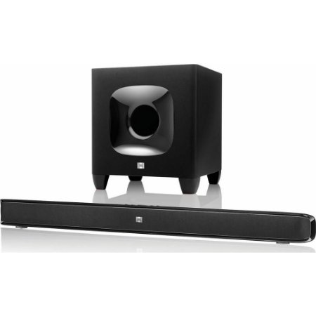 Caixa de Som Soundbar Jbl Sb400 - Plug And Play
