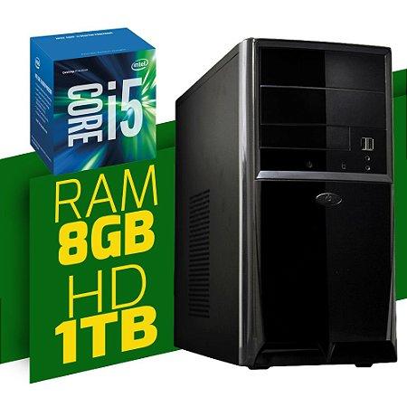 Computador NTC Intel i5 RAM 8Gb HD 1Tb