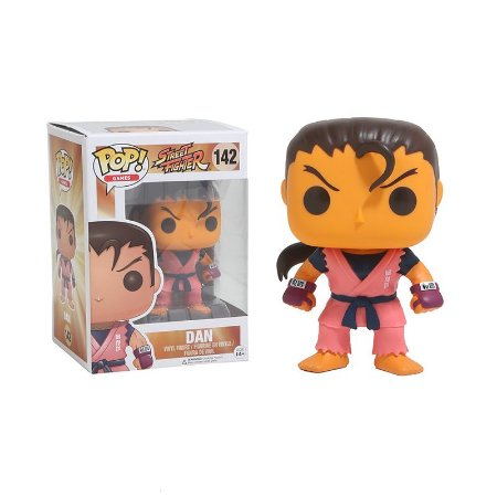 Funko Pop - Street Fighter - Dan